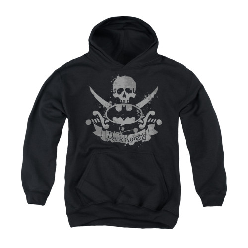 Image for Batman Youth Hoodie - Dark Pirate