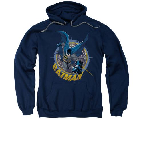 Image for Batman Hoodie - In The Crosshairs