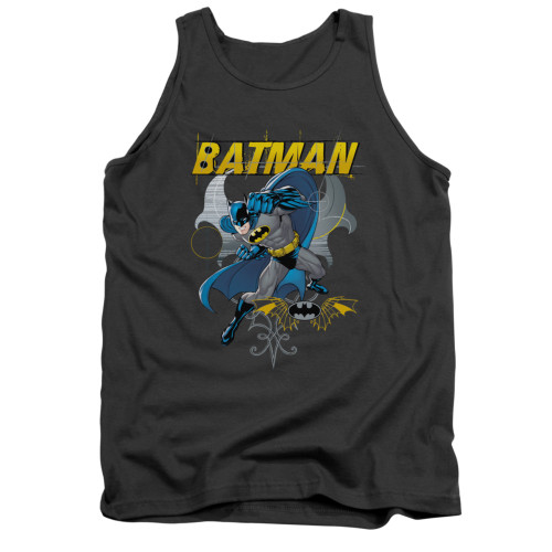 Image for Batman Tank Top - Urban Gothic