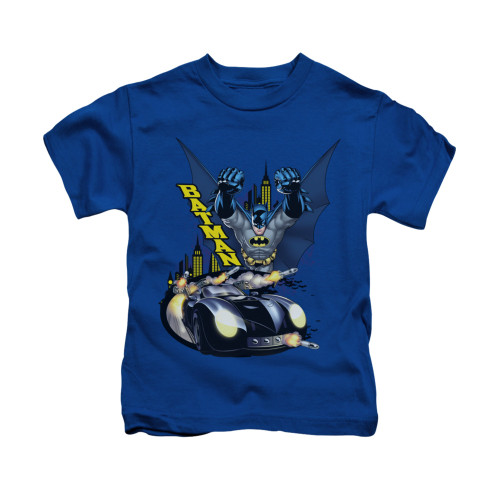 Image for Batman Kids T-Shirt - By Air & By Land