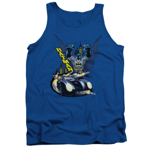 Image for Batman Tank Top - By Air & By Land