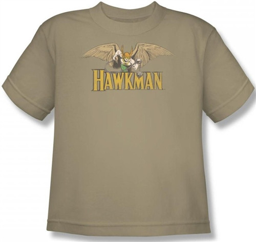 Image for Hawkman in Flight Youth T-Shirt