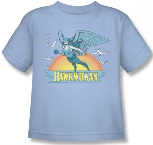 Image for Hawkwoman Kid's T-Shirt