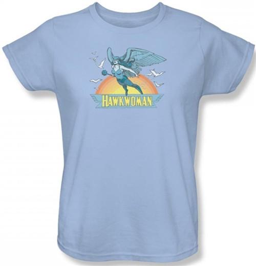 Image for Hawkwoman Woman's T-Shirt