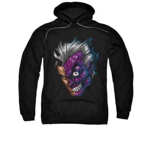 Image for Batman Hoodie - Just Face