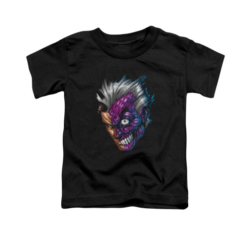 Image for Batman Toddler T-Shirt - Just Face