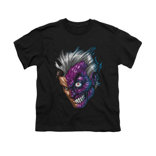 Image for Batman Youth T-Shirt - Just Face