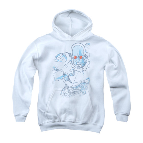 Image for Batman Youth Hoodie - Snowblind Freeze
