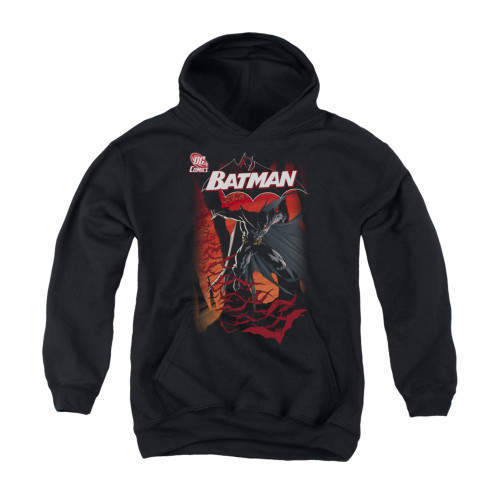 Image for Batman Youth Hoodie - #655 Cover