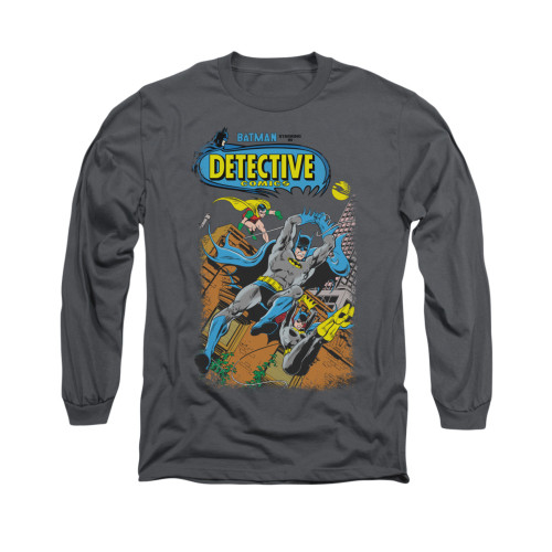 Image for Batman Long Sleeve Shirt - Detective #487