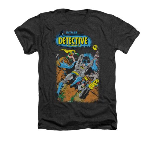 Image for Batman Heather T-Shirt - Detective #487