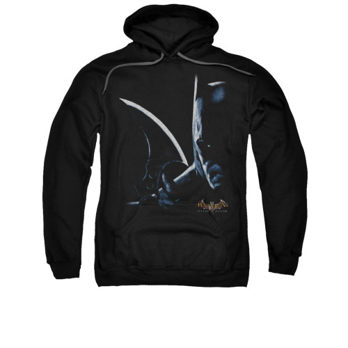 Image for Batman Arkham Asylum Hoodie - Arkham Batman
