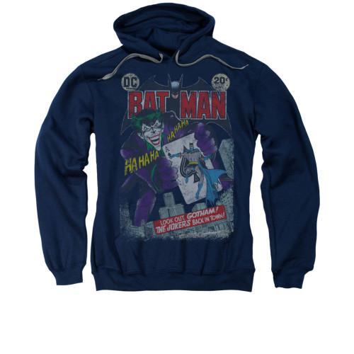 Image for Batman Hoodie - #251 Distressed