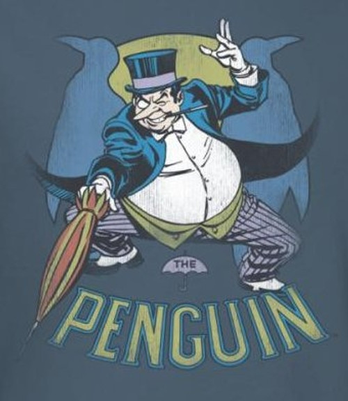 Image for The Penguin T-Shirt