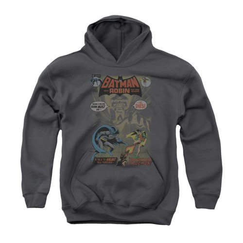Image for Batman Youth Hoodie - #232 Cover
