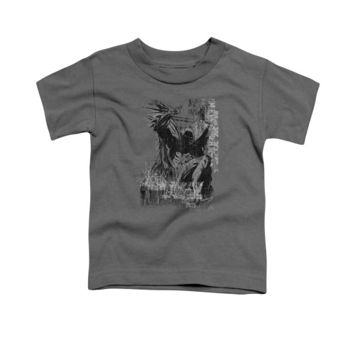 Image for Batman Toddler T-Shirt - The Knight Life