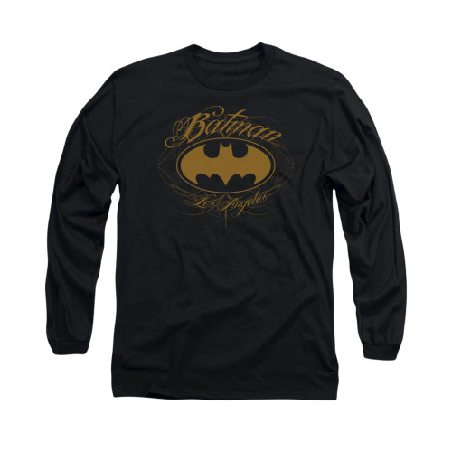 Image for Batman Long Sleeve Shirt - Batman Los Angeles
