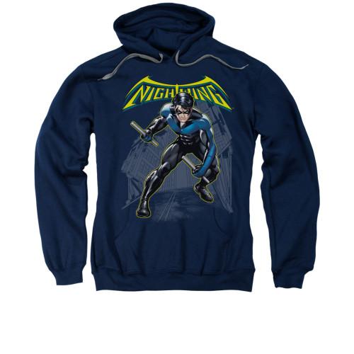 Image for Batman Hoodie - Nightwing