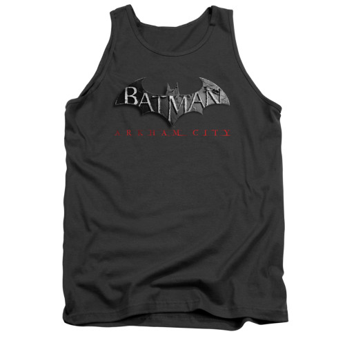 Image for Arkham City Tank Top - Logo