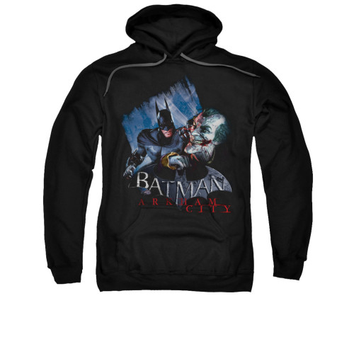 Image for Arkham City Hoodie - Joke's On You!