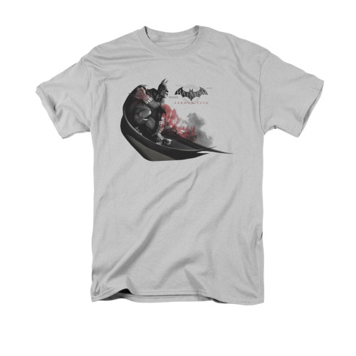 Image for Arkham City T-Shirt - Ready To Pounce
