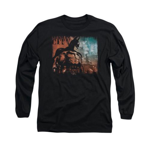 Image for Arkham City Long Sleeve Shirt - City Knockout