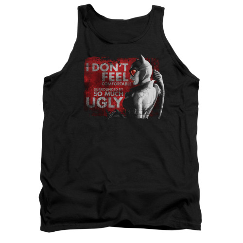 Image for Arkham City Tank Top - So Much Ugly