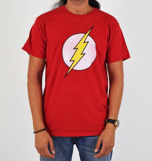 Image for Flash Logo T-Shirt