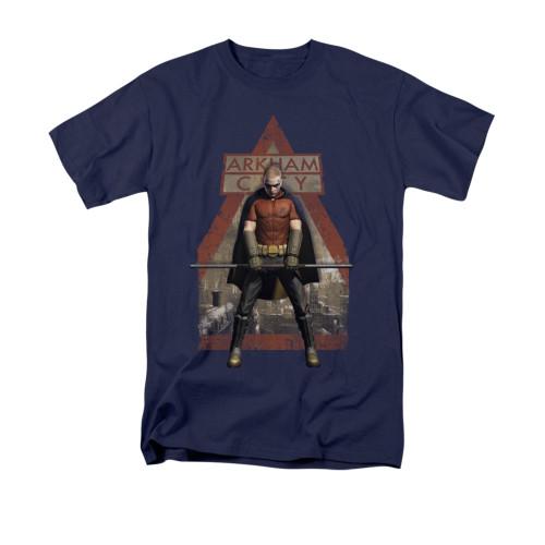 Image for Arkham City T-Shirt - Arkham Robin