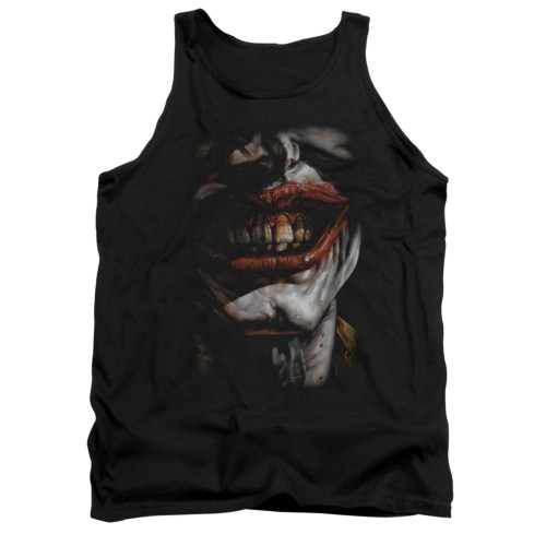 Image for Batman Tank Top - Smile Of Evil