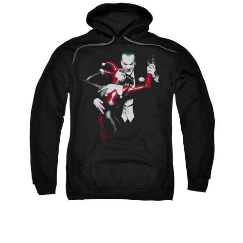 Image for Batman Hoodie - Harley And Joker