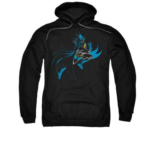 Image for Batman Hoodie - Neon Batman