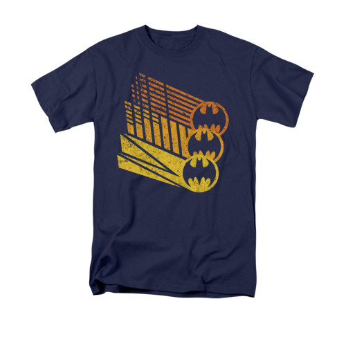 Image for Batman T-Shirt - Bat Signal Shapes