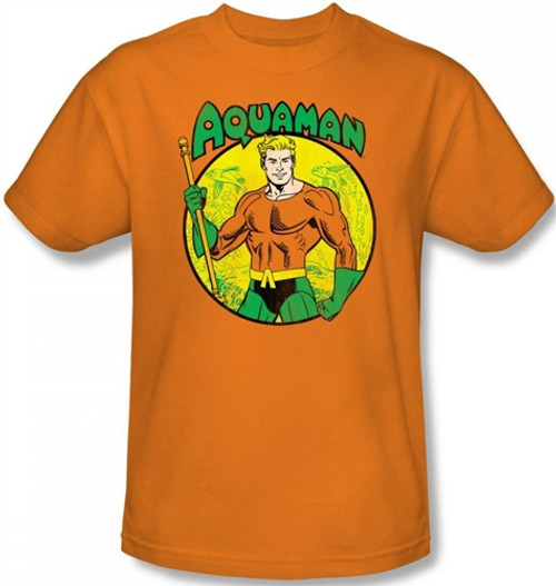 Image for Aquaman T-Shirt