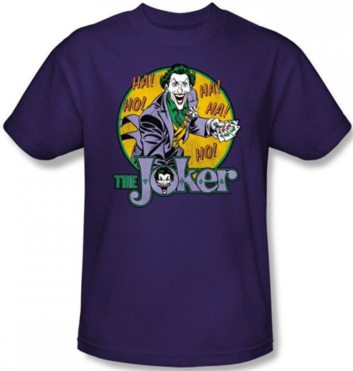 Image for The Joker T-Shirt