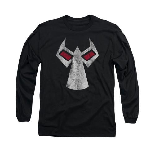 Image for Batman Long Sleeve Shirt - Bane Mask