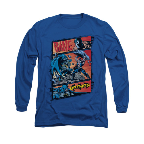 Image for Batman Long Sleeve Shirt - Epic Battle