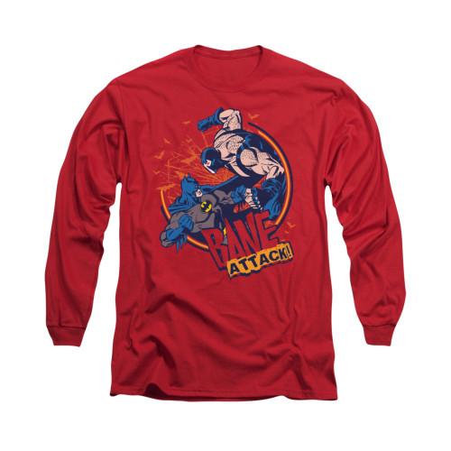 Image for Batman Long Sleeve Shirt - Bane Attack!