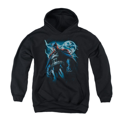 Image for Batman Youth Hoodie - Stormy Knight