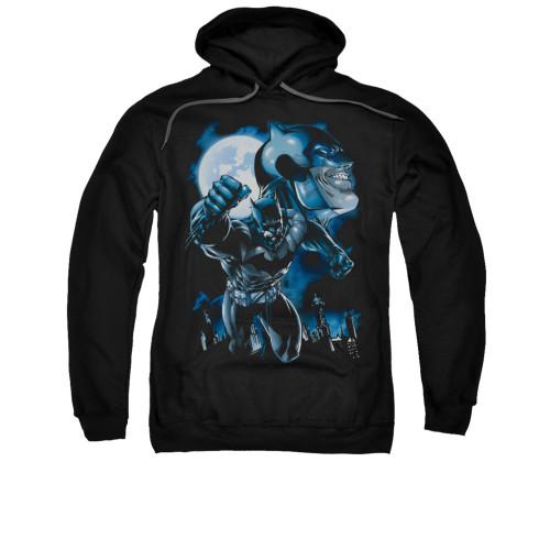Image for Batman Hoodie - Moonlight Bat