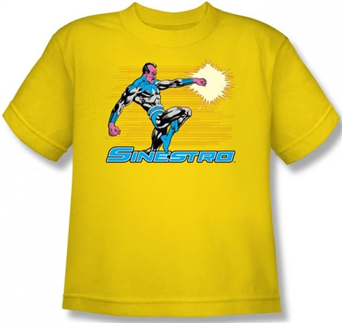 Image for Sinestro Youth T-Shirt