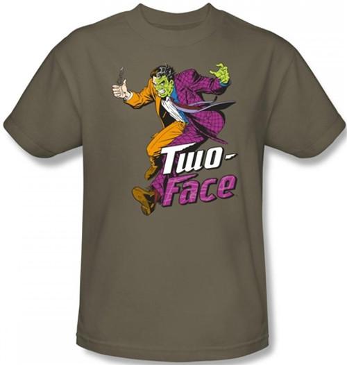 Two Face Running T-Shirt