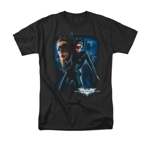 Image for Dark Knight Rises T-Shirt - Catwoman