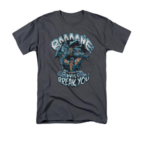 Image for Batman T-Shirt - Bane Will Break You