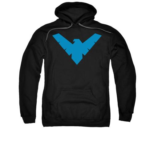 Image for Batman Hoodie - Nightwing Symbol