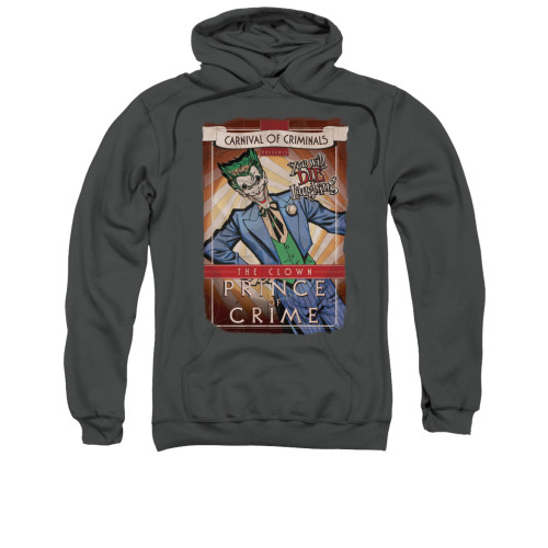 Image for Batman Hoodie - Clown Prince