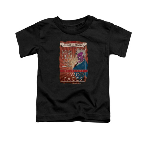 Image for Batman Toddler T-Shirt - Two Faces