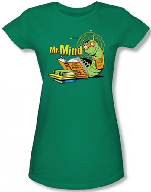 Image for Mr. Mind Girls Shirt