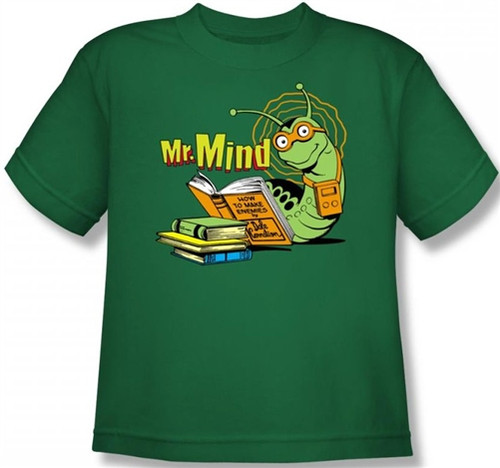Image for Mr. Mind Youth T-Shirt