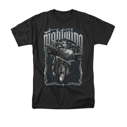 Image for Batman T-Shirt - Nightwing Biker